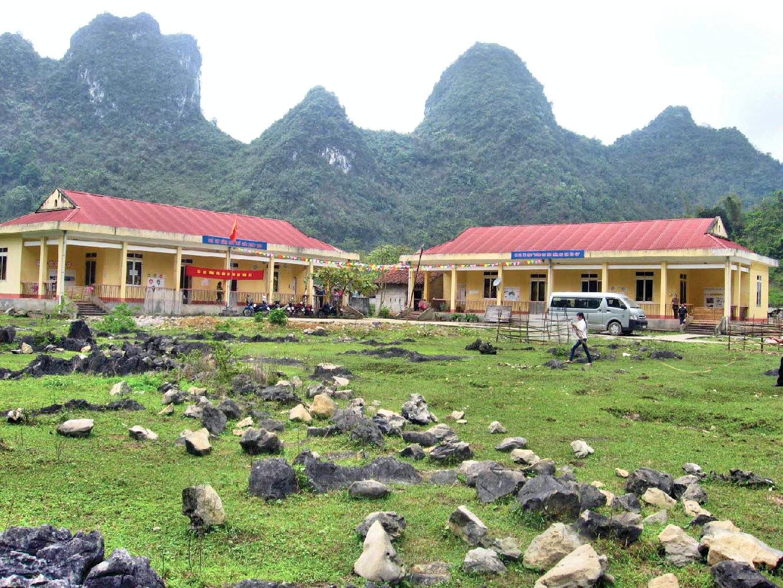 cour de Lung Nguu