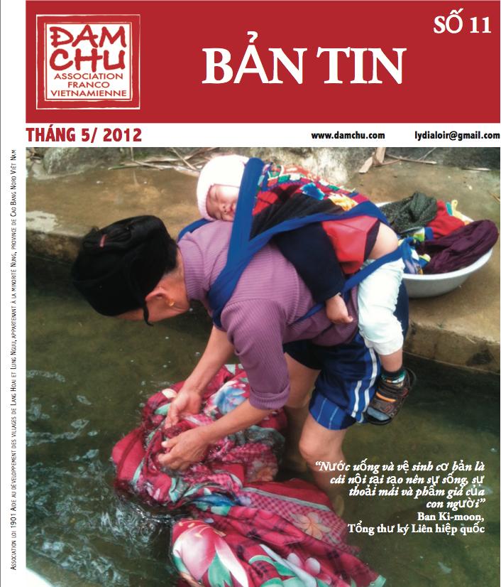 Lettre n° 11 en Vietnamien
