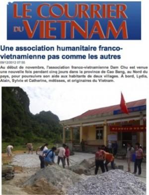 Le Courrier du Vietnam