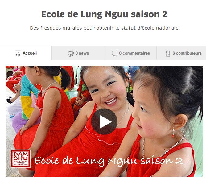 Lung Nguu saison 2