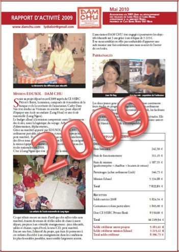 Rapport2009
